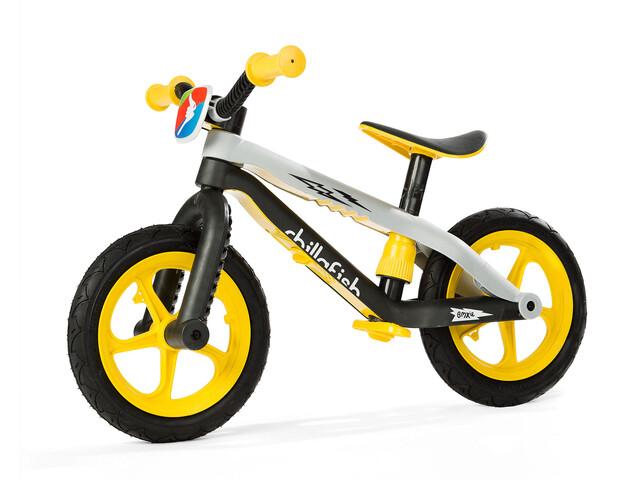 Chillafish BMXie - Draisienne Enfant - jaune/noir